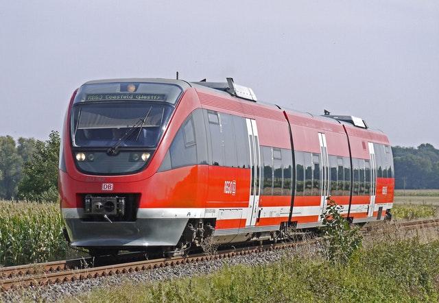 通勤用の電車